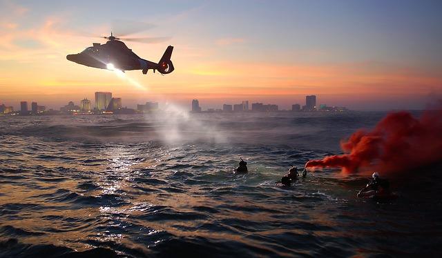 Hätälähetin pelastustilanteisiin