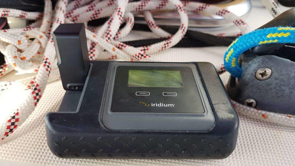 Iridium Go laitteella nettiyhteys siellä missä GSM-yhteyttä ei ole saatavilla